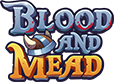Blood And Mead : Indie game Logo