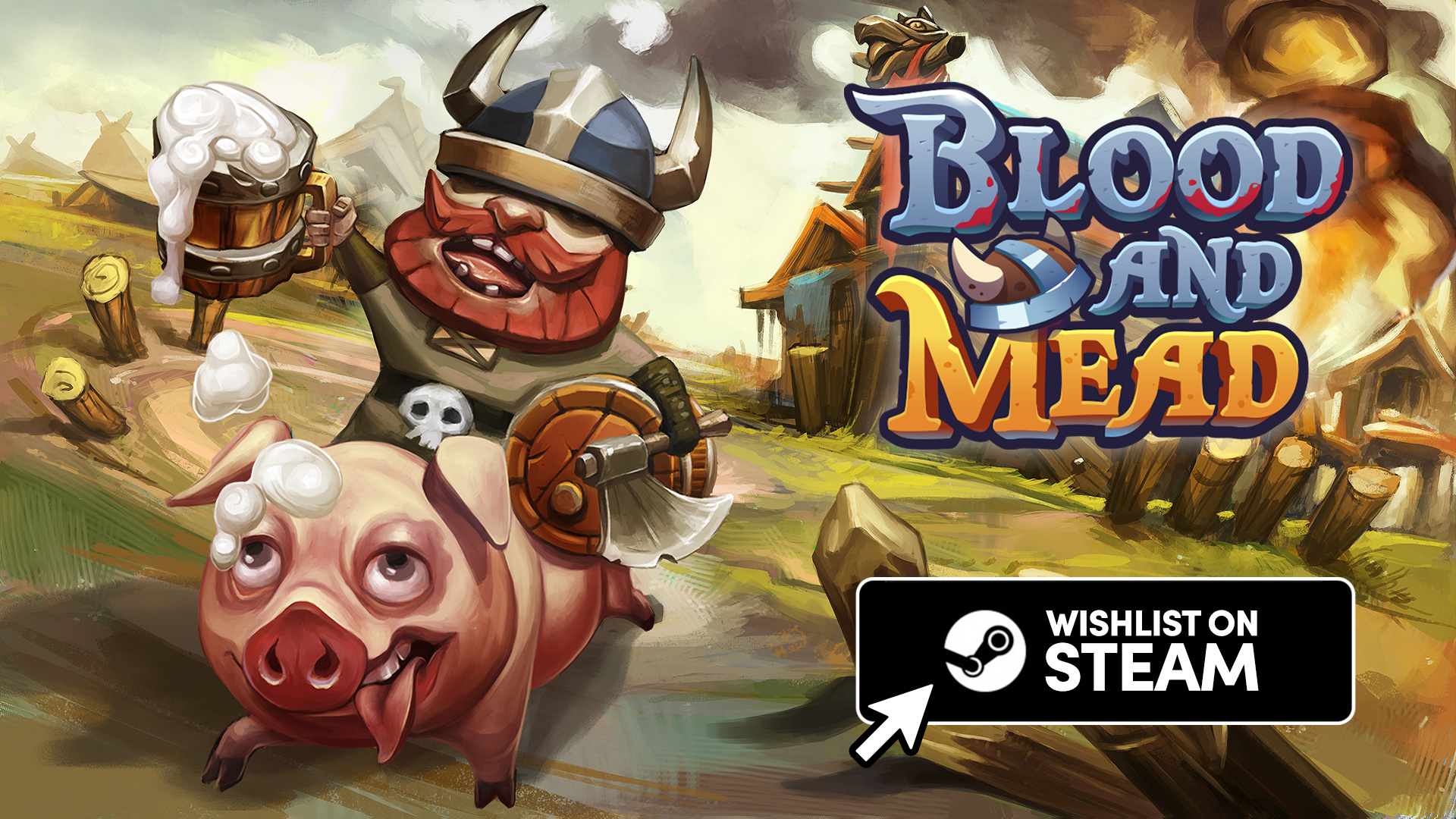 Blood And Mead Indie Game